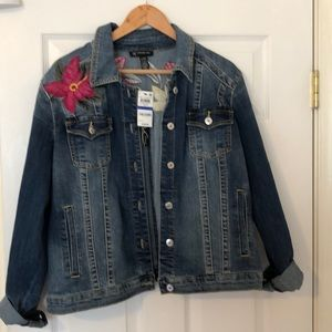 Inc jeans jacket excellent condition with tags
